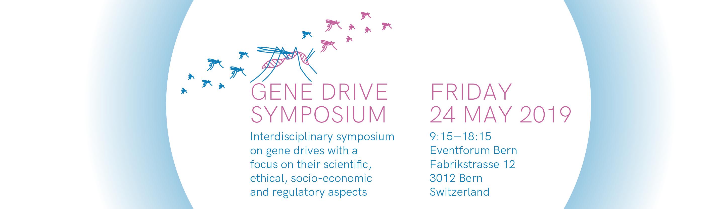 Gene Drive Symposium