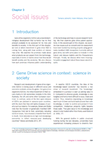 Chapter 3 Gene Drive Report